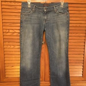 James Cured Jeans